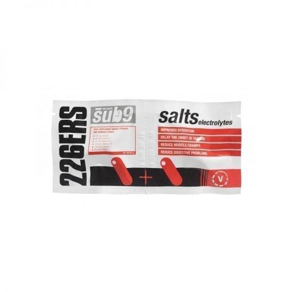 SALTS Electrolytes Sub-9 2 capsulas