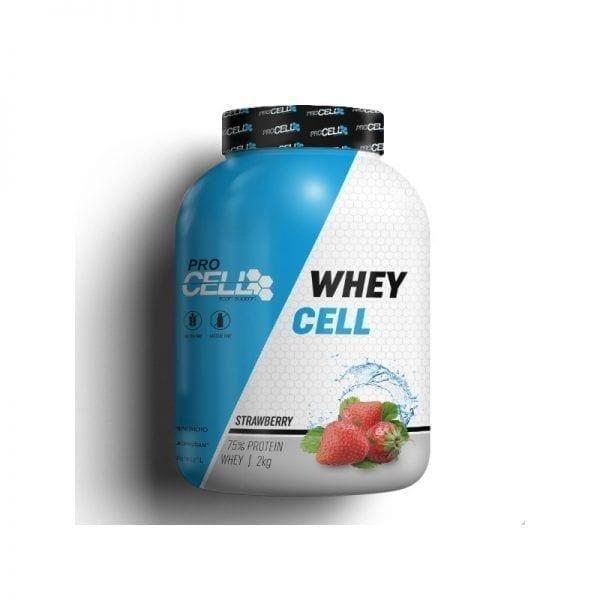 100% Whey Protein 2000 gr