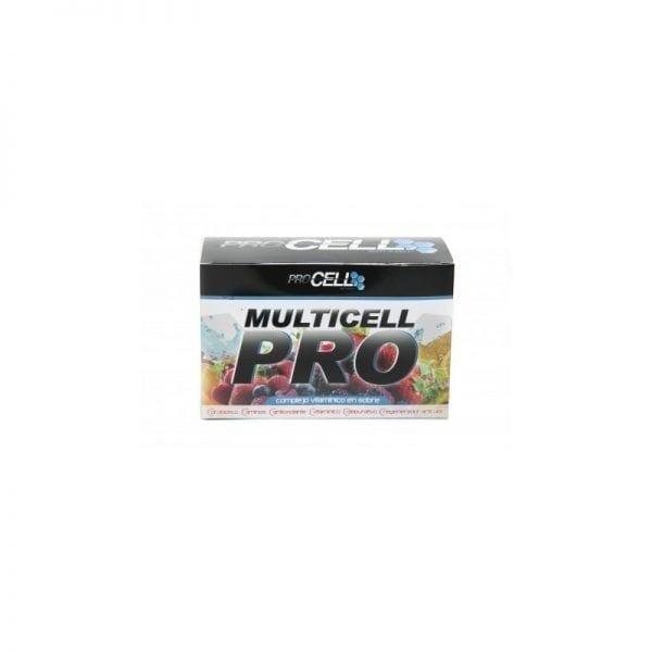 Multicell multivitaminico