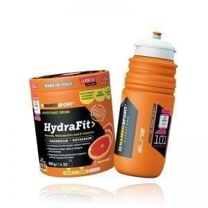 HydraFit 400 gr + bidón Elite