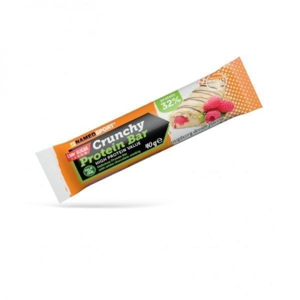 Crunchy Proteinbar Tarta de limón 40g
