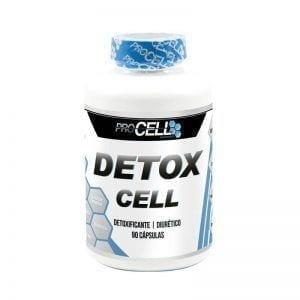 Detox cell 90 cápsulas