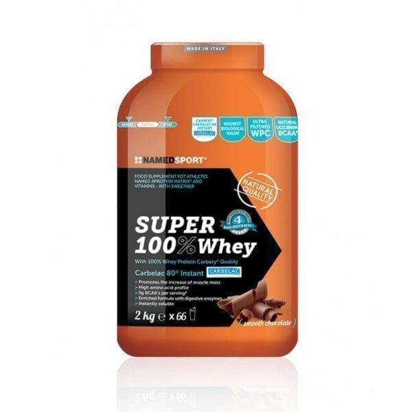 SUPER 100% WHEY Coco Almendras 2kg
