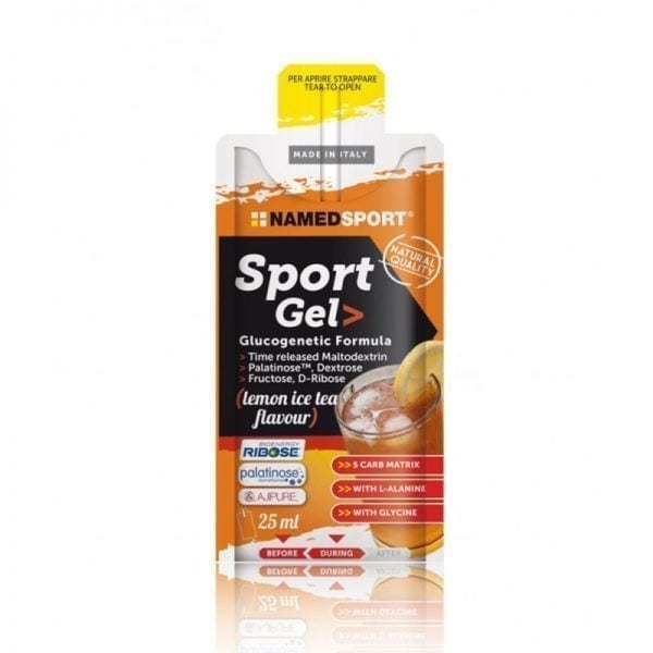 Sport Gel Lemon Ice Tea 25ml