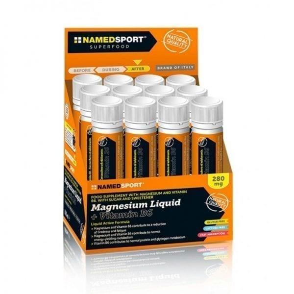 Super Magnesium Liquid + Vitamin B6 25ml