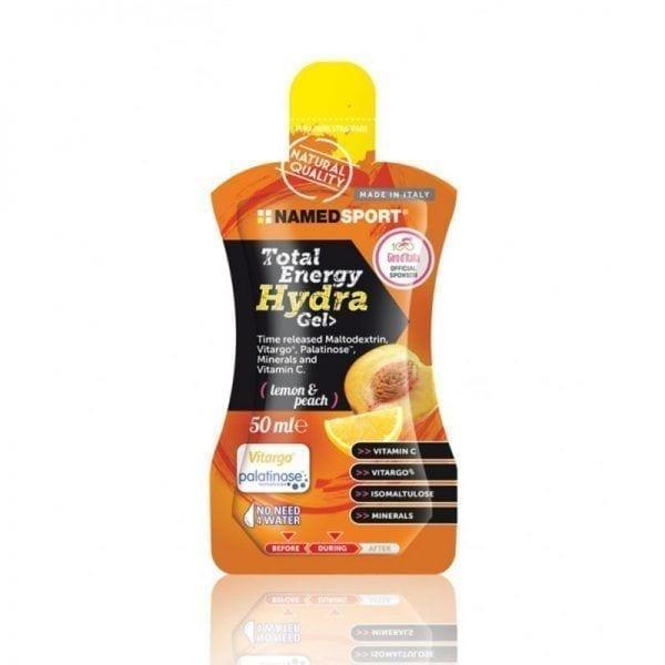 Total Energy Hydra Gel Lemon & Peach 50ml