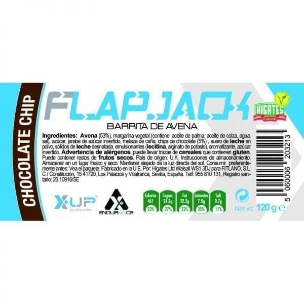 Flap Jack barrita 120 gr